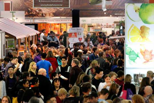 The Auckland Food Show tickets are on sale now