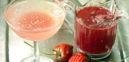 Rhubarb Cocktail