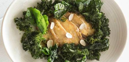 Pan-fried Flounder with Citrus Pink…