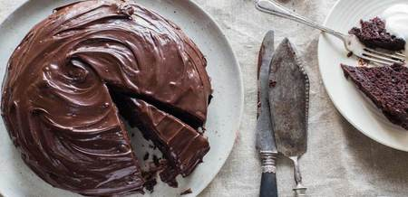 Crazy Italian Chocolate Cake (egg-free…