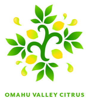 Omahu Valley Citrus Products