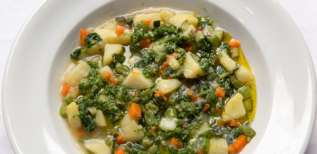 Zuppa di Prezzemolo – Parsley Soup