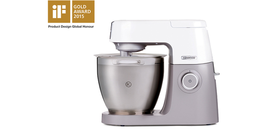 Going for Gold. Kenwood Wins Prestigious iF Gold Award