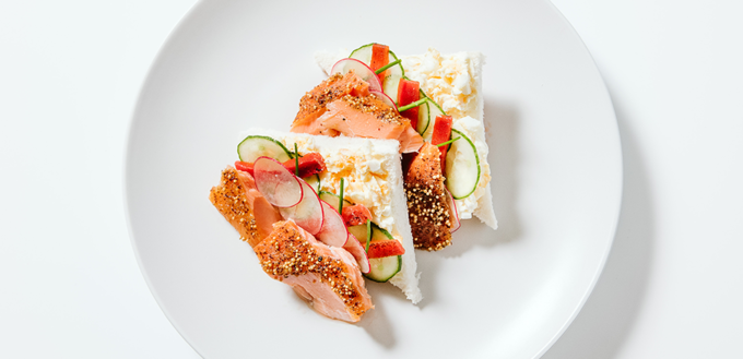 Aoraki Honey Mustard Hot Smoked Salmon…