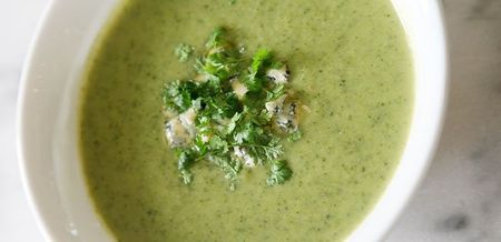 Best Broccoli Soup