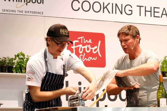 The Food Show Auckland 2015 Image Gallery