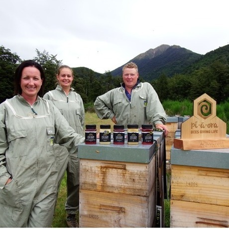 Southern Alps Honey