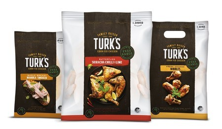 Turk's Corn-Fed Free Range Chicken