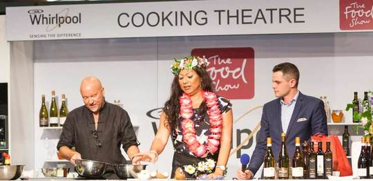 Top 5 things you should do at The Wellington Food Show