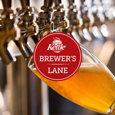 Brewer's Lane presented by the Kettle Chip Company