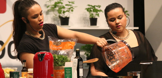 Top Five tips for The Christchurch Food Show