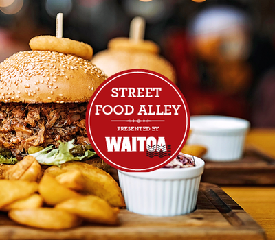 Street Food Alley presented by Waitoa Social Club