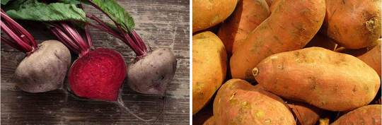 Kumara triumphs as national veg but beetroot still recognised as a firm family favourite