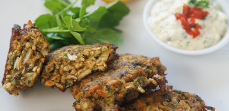 Mussel Fritters Revisited