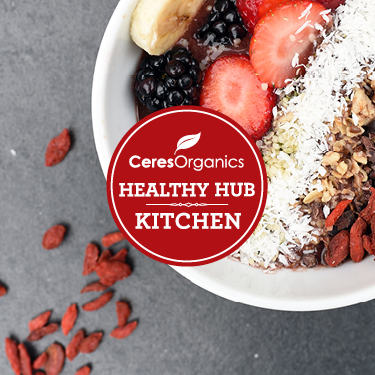 Ceres Organics Healthy Hub Kitchen