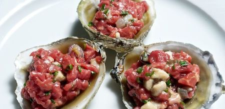 Veal and Oyster Tartare