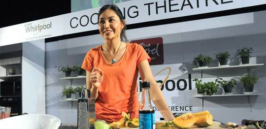 The Food Show Wellington 4 – 6 September, Westpac Stadium
