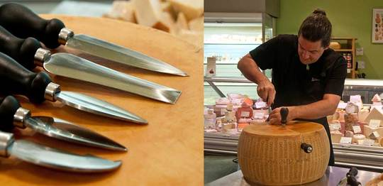 Meet the SABATO Cheesemonger, Calum Hodgson, at The Food Show!