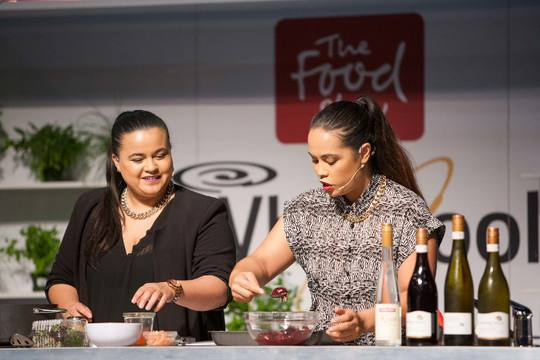 The Food Show Christchurch 2015 Image Gallery