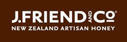 J Friend and Co, NZ Artisan Honey