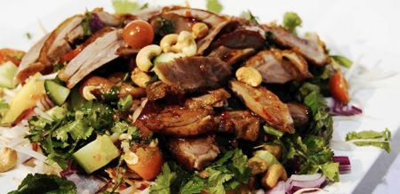 Fragrant Duck Salad