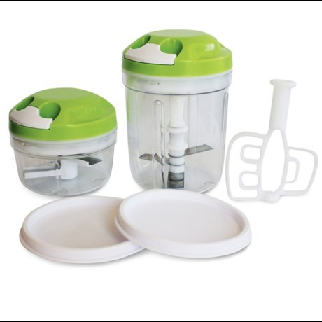 Kitchen Miracle - Manual food processor