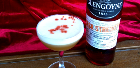Scotchbox Whisky Sour