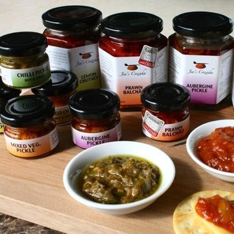 Jen 39 s cozinha artisan pickles chutneys for Artisan indian cuisine