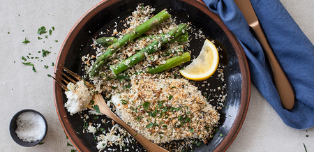 Annabel Langbein's Fish with Lemon Caper…
