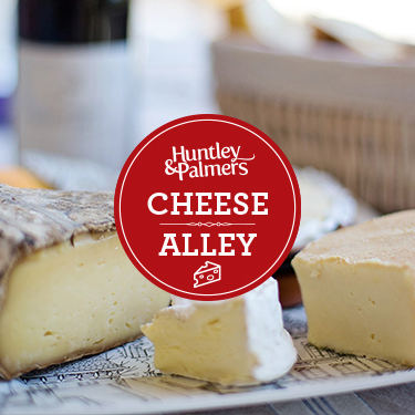 Huntley & Palmers Cheese Alley