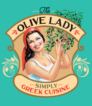 The Olive Lady