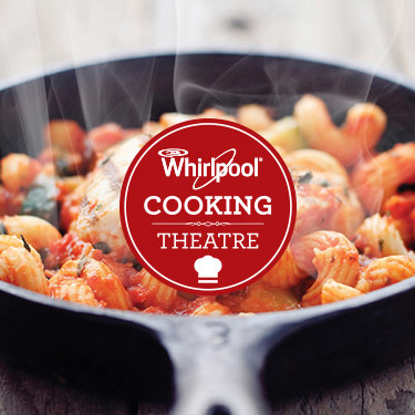 Whirlpool Cooking Theatre