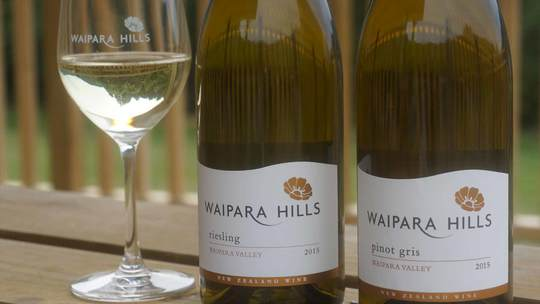 The Waipara Valley Shines Through For Aromatics
